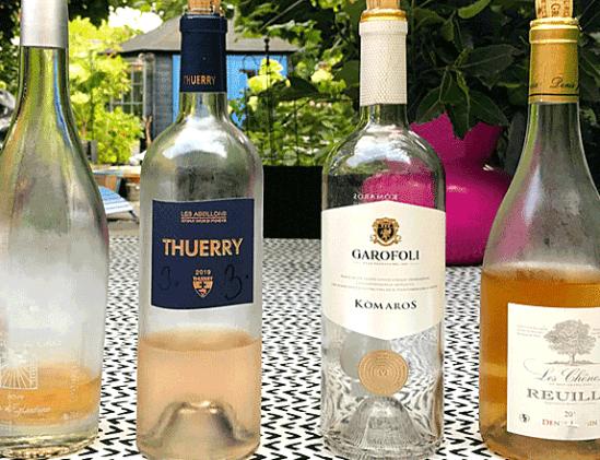 Rosé BBQ-wijn beoordeeld