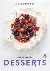 Cover Desserts Danny Jansen-