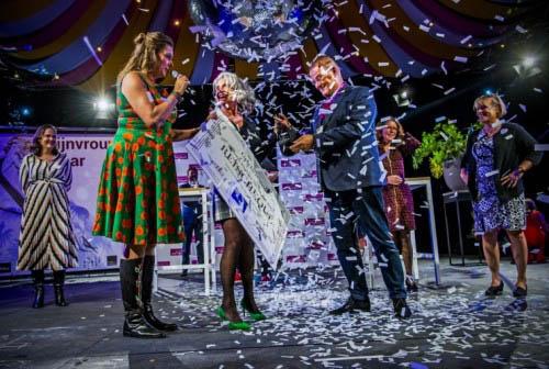 De uitslag- Magda van der Rijst winnares Wijnvrouw van het Jaar 2020