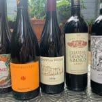 Rode wijnen Grapedistrict
