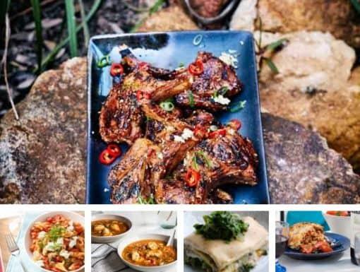 Weekmenu 37 2020 Zomerse gerechten in de nazomer
