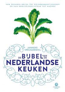 Cover Bijbel Nederlandse keuken