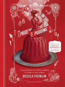 Cover Pride & Pudding van Regula Ysewijn