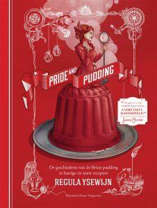Cover Pride & Pudding van Regula Ysewijn
