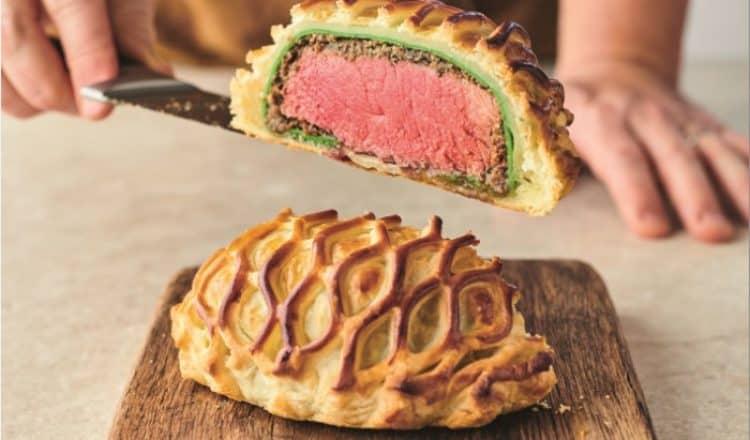 Beef Wellington voor twee van Jamie Oliver uit 7x Anders