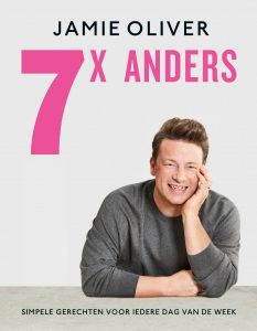 Cover Jamie Oliver 7x Anders