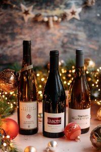 Kerst wijnbox Vinoblesse staand