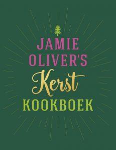 Cover Jamie Oliver's Kerst kookboek