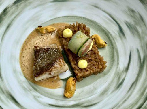 Restaurant IDRW: Bouchot mosselen met paellarijst