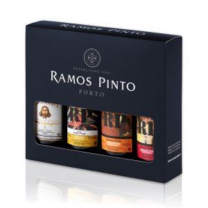 Ramos Pinto portsoorten in mini-flesjes