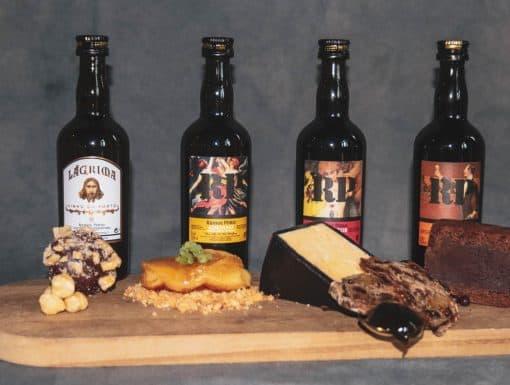 Ramos Pinto-box met desserts