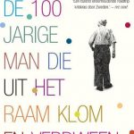Cover Boek De 100 jarige die uit het raam klom en verdween