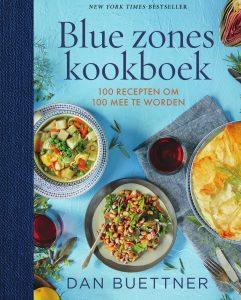Cover - Het blue zones kookboek-