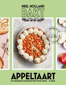 Cover Heel Holland bakt appeltaart