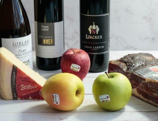 Kwaliteits producten Alto Adige
