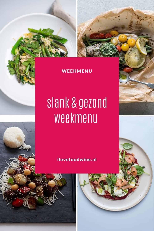 Slank & gezond, maar bovenal héél lekker; dat zijn deze 5 calorie-arme gerechten. Alles onder de 525 calorieën. Voor ieder wat wils, vegetarisch, vis en vlees. Maar altijd met veel groenten.#slank #calorie-arm #gezond #afvallen #gewichtverlies