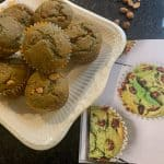 Matcha cupcakes verschil in kleur