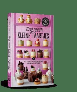 Cover Nog meer kleine taartjes - 3d