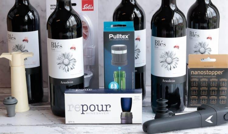 Wijn bewaren: getest 5 bewaarsystemen