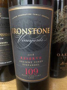 Ironstone reserve 2018