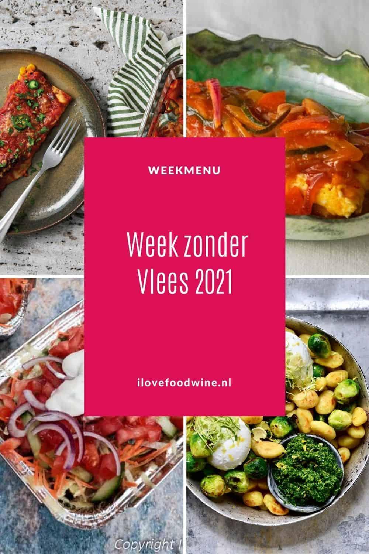 5 favoriete vegetarische recepten van I Love Food & Wine. Uitgezocht voor het weekmenu voor de Nationale Week zonder Vlees 2021. Want vegetarisch koken is leuke, lekker en gemakkelijk. #vegetarisch #weekmenu #weekzondervlees #doordeweeks #isabelboerdam