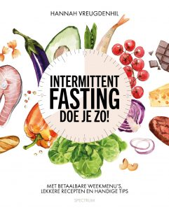 cover Intermittent Fasting Hannah Vreugdenhil