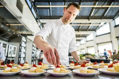 Marco Somer van restaurant Harmonie 23