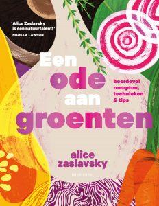 Cover Ode aan Groenten