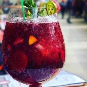 cocktails bij de bbq