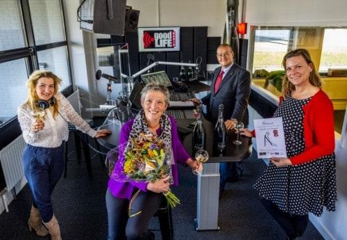 Claudia van Dongen als eerste genomineerd voor 2021 Wijnvrouw van het Jaar