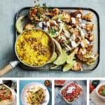 Weekmenu 26 2021 Vegetarische zomergerechten Zomers vegetarisch