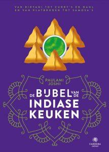 Cover Bijbel van de Indiase keuken