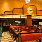 Restaurant Dishoom in de Londense wijk Kensington