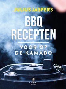cover BBQ recepten voor de kamado