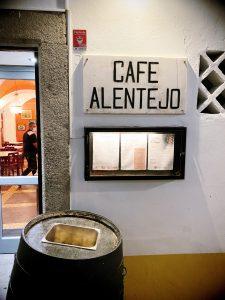 Café Alentejo in Évora