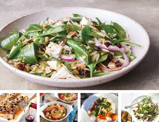 Weekmenu 36 lekkere zomerse gerechten