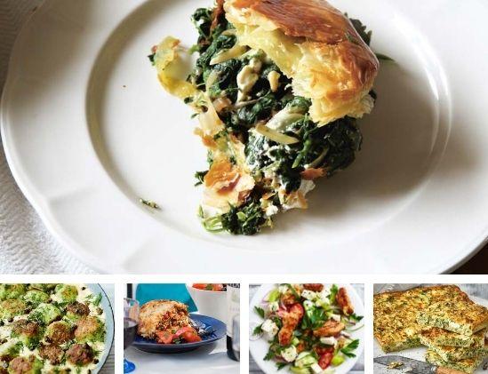 Weekmenu 38 2021 Griekse gerechten