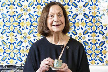 portret Claudia Roden