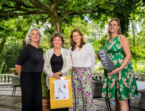 Floor van Ede: als 4e genomineerd voor de titel wijnvrouw van het jaar
