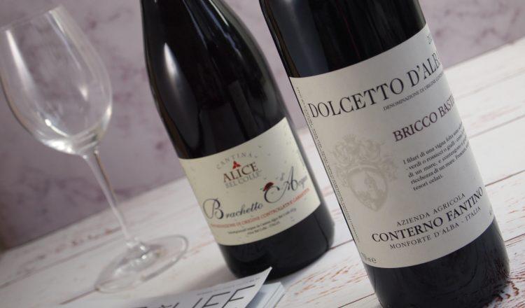Winelife: Dolcetto en Brachetto d'Acqui beoordeeld
