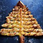 Luxe Kerstboom bladerdeeg hapje